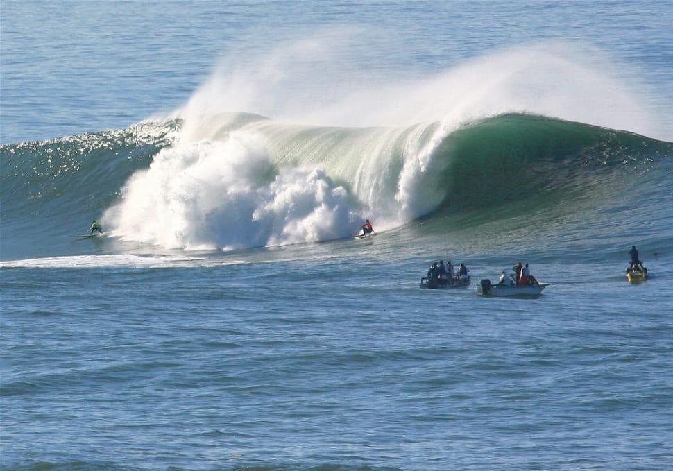 Surfing in San Francisco - Best Season