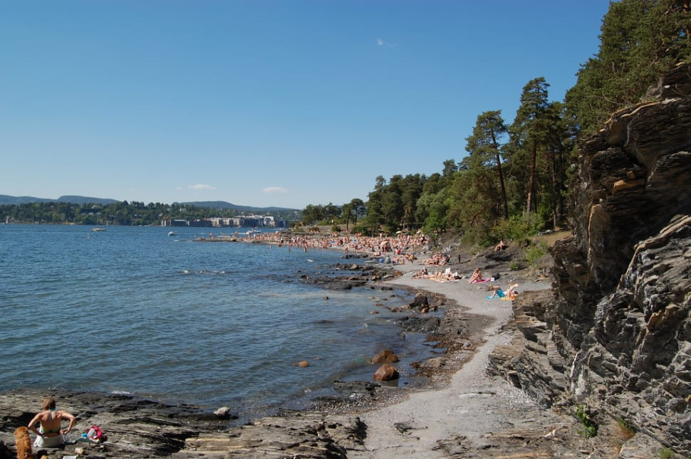"""The picture is from Bygdøy, the beautiful and pittoresque """"in town"""" peninsula where many of the most popular museums and other tourist attractions are"""