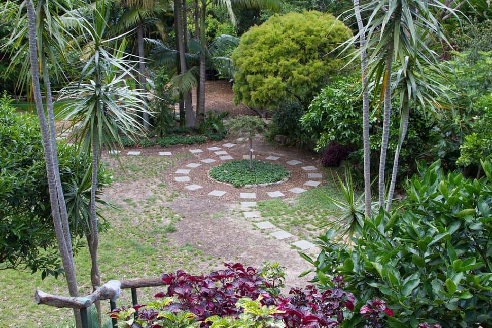 Best time for Wendy's Secret Garden in Sydney