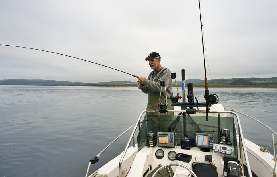 Fishing in Vancouver - Best Season
