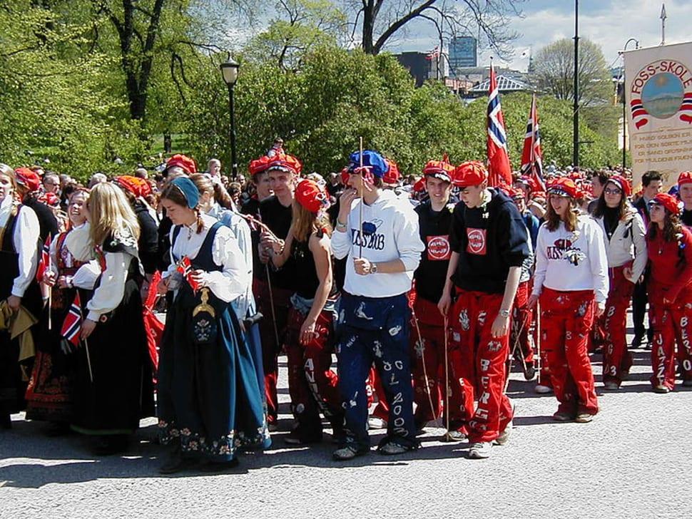 Russefeiring in Norway - Best Season