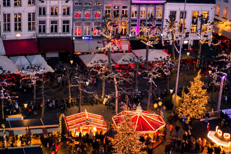 Maastricht Christmas Market in The Netherlands - Best Season