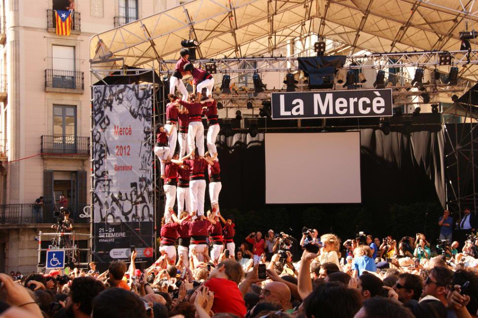 La Merce in Barcelona - Best Season