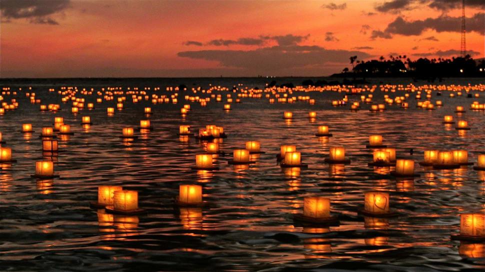 Lantern Floating Hawaii 2019 - Dates & Map