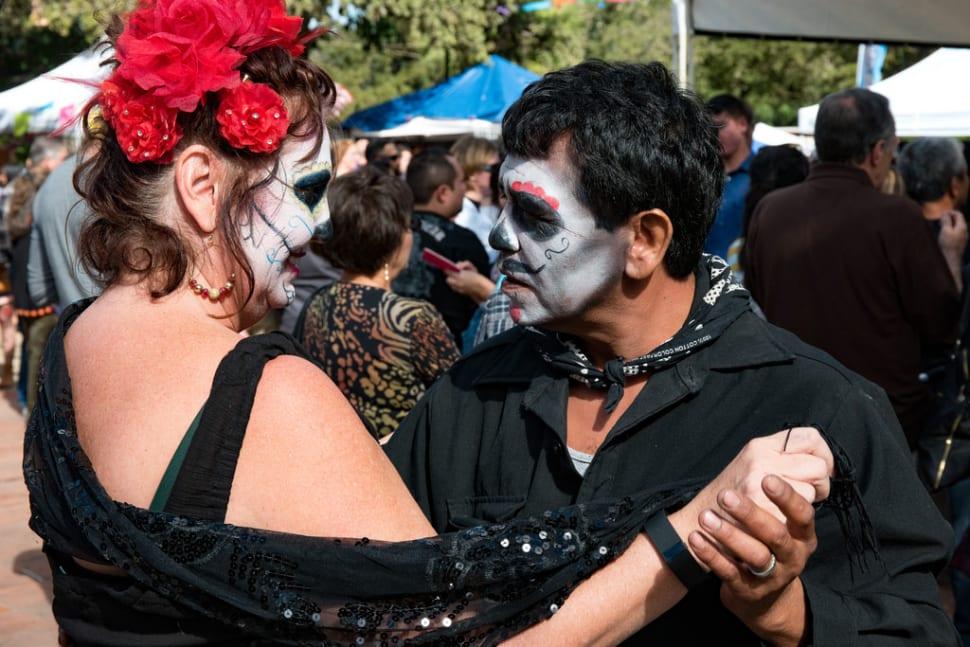 Día de Los Muertos in Texas - Best Time