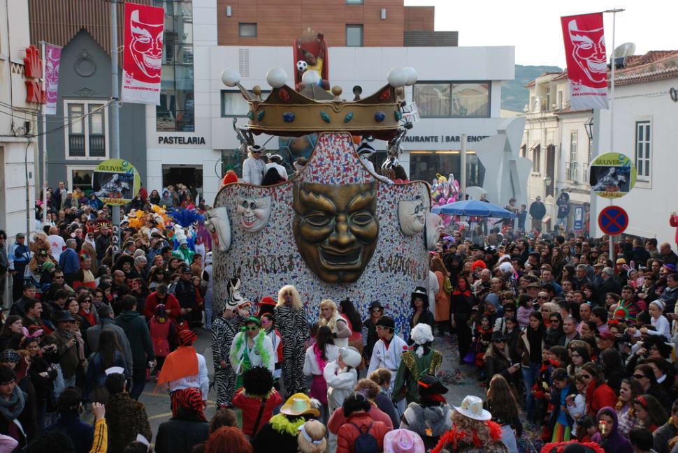 Best time for Carnaval de Torres Vedras in Portugal