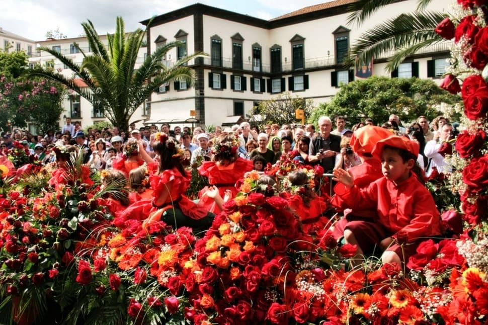 Madeira Flower Festival in Madeira - Best Season