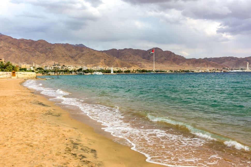 Best time for Beach Season in Jordan