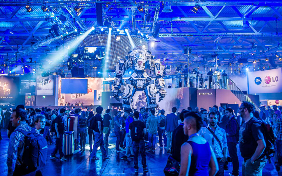 Gamescom in Germany - Best Time