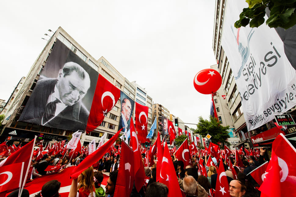 Commemoration of Atatürk, Youth & Sports Day in Istanbul - Best Time