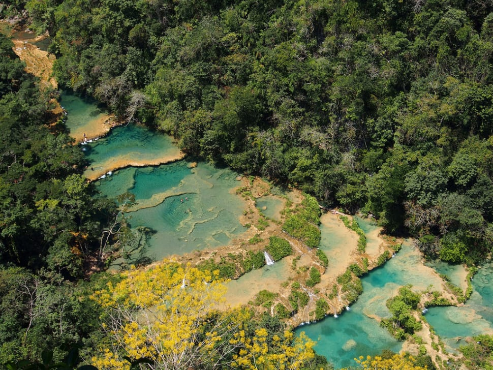Semuc Champey: Natural Pool Staircase in Guatemala - Best Time