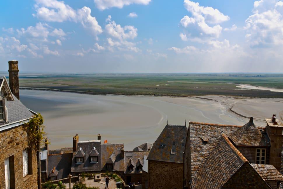 Mont Saint Michel Tide in Normandy - Best Season