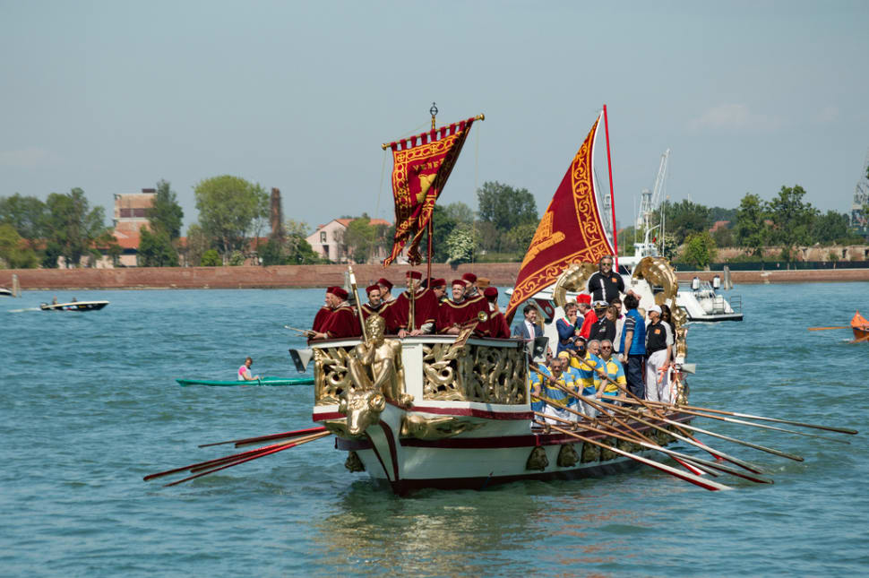 Festa della Sensa  in Venice - Best Season