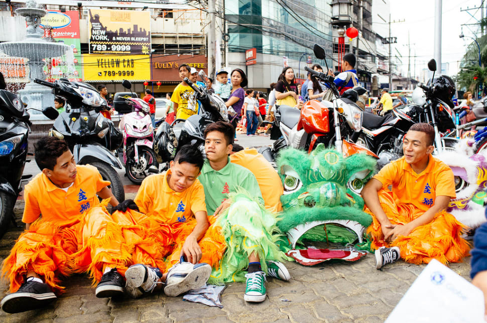 Chinese New Year in Philippines - Best Season