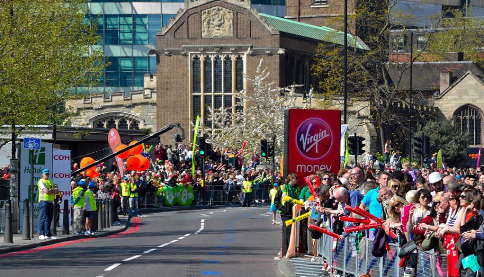 Things to do in London : Virgin Money London Marathon