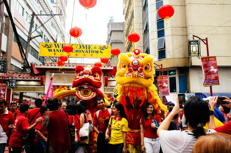 Chinese New Year in Philippines - Best Time