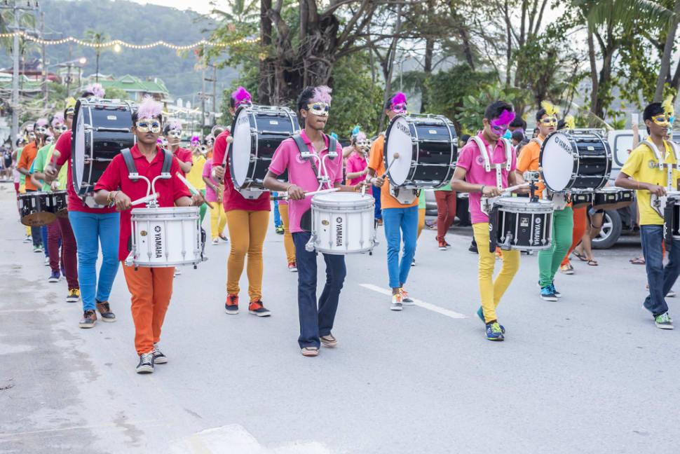 Patong Carnival in Phuket - Best Season