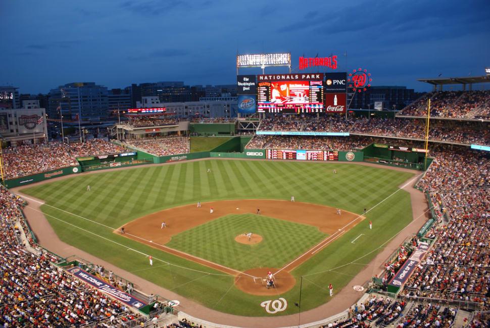 Washington Nationals in Washington, D.C. - Best Time