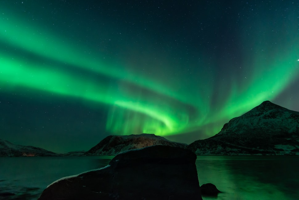 Northern or Polar Lights in Norway - Best Season