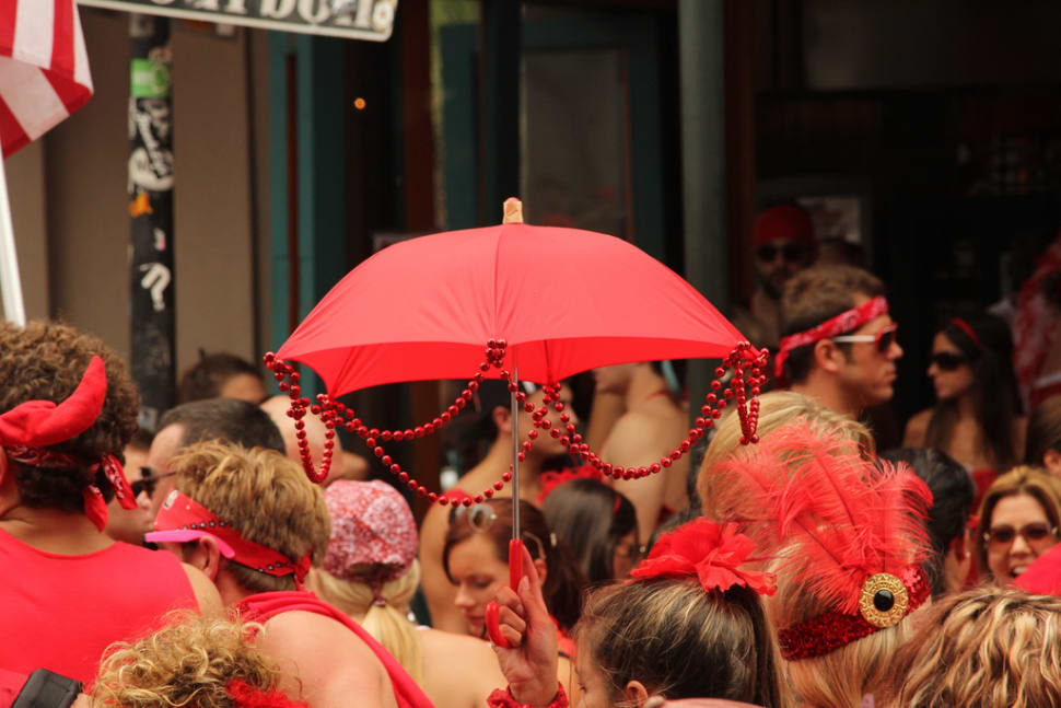 Things to do in New Orleans : Red Dress Run