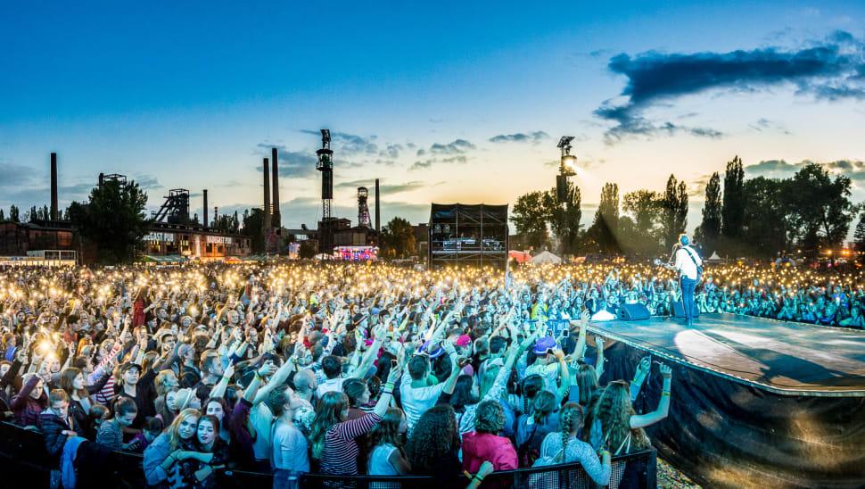 Colours of Ostrava in Czech Republic - Best Season