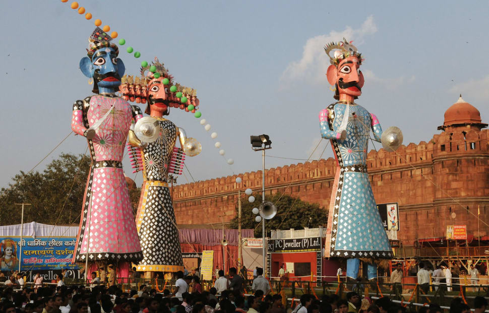 Dussehra (Vijaya Dashami, Dasara, or Dashain) in India - Best Time