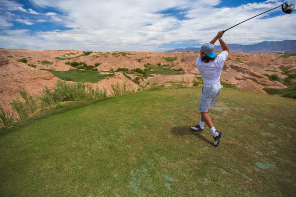 Golfing in Las Vegas - Best Time