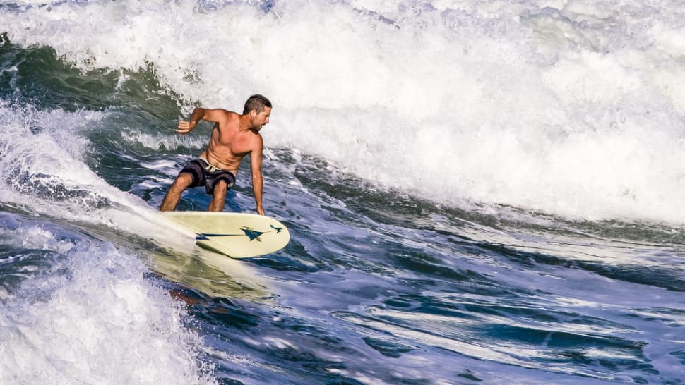 Surfing in California - Best Time