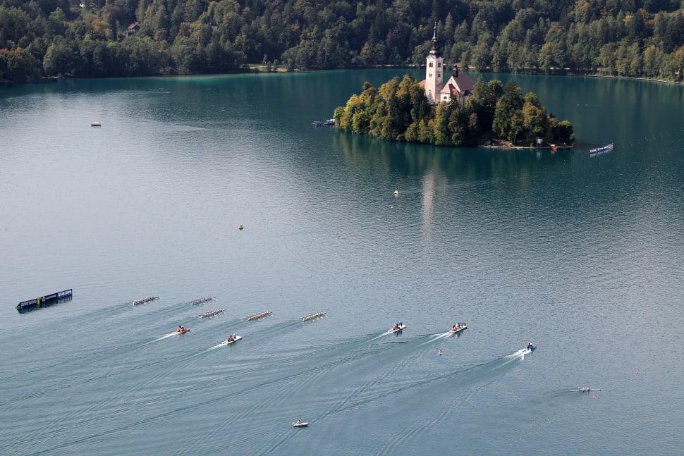 International Rowing Regatta in Slovenia - Best Season