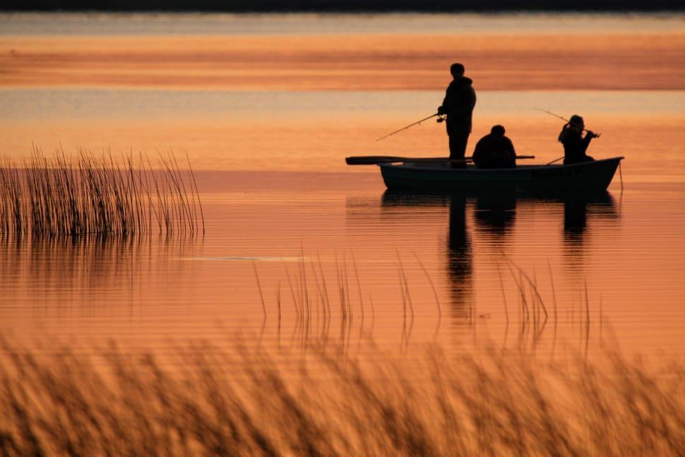 Fishing in Estonia - Best Season
