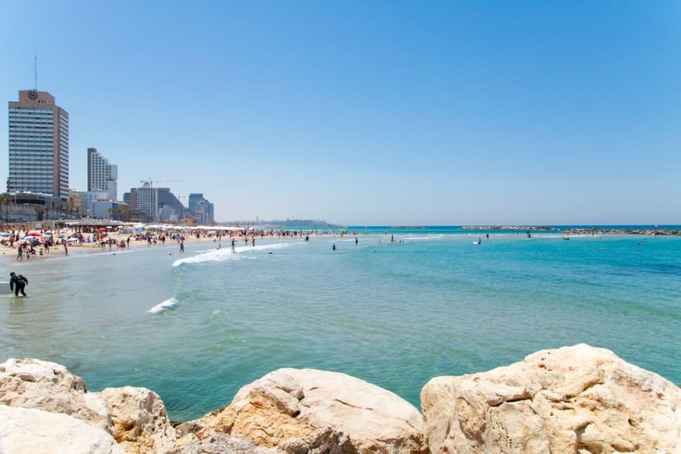 Beach Season in Israel - Best Time