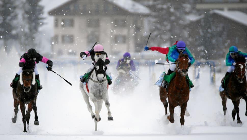 White Turf St. Moritz in Switzerland - Best Season