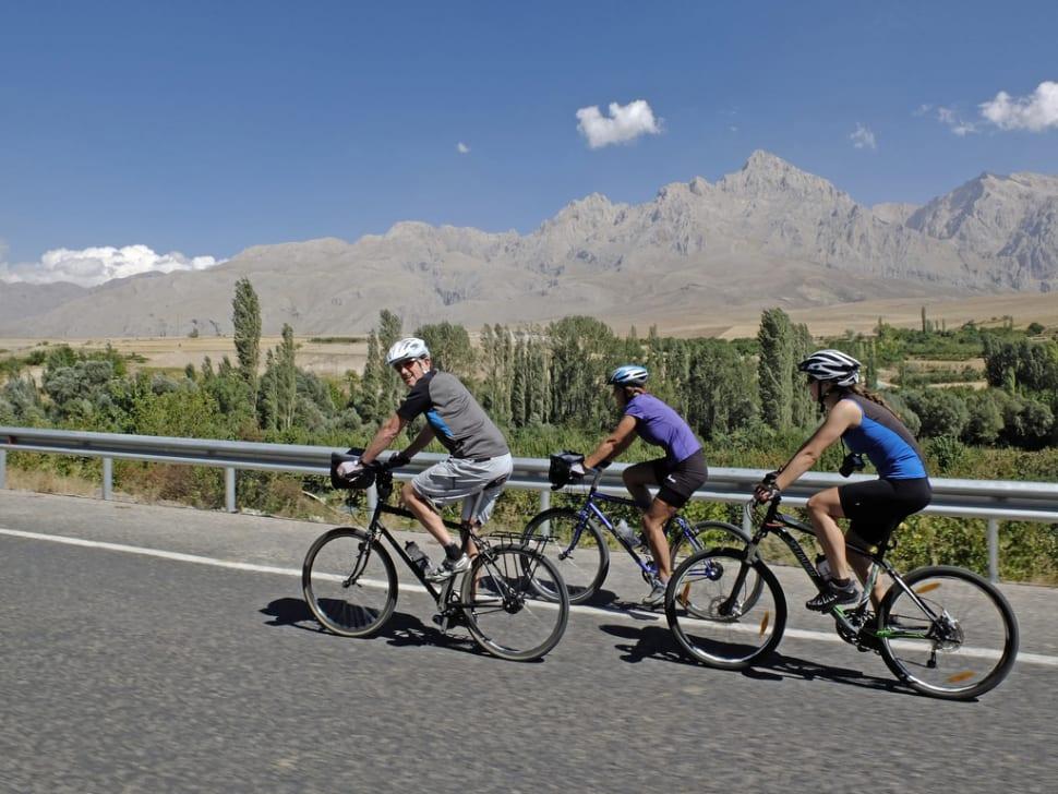 Cycling in Cappadocia - Best Season