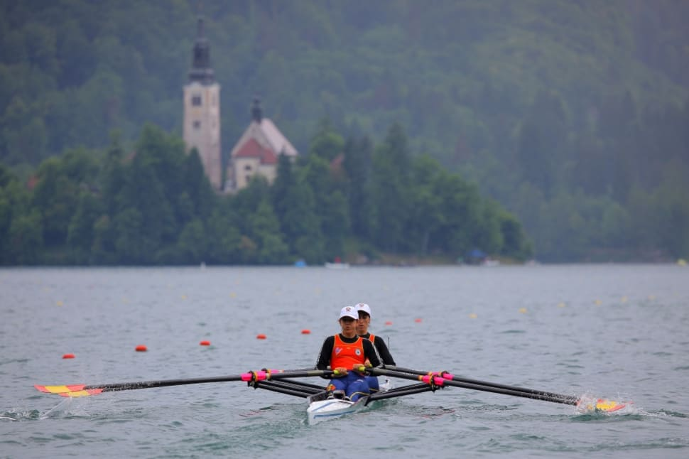 Best time for International Rowing Regatta in Slovenia