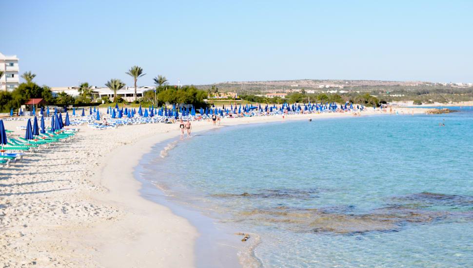 Beach Season in Cyprus - Best Season