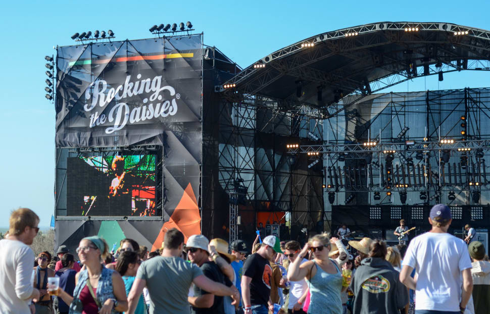 Rocking the Daisies in South Africa - Best Time