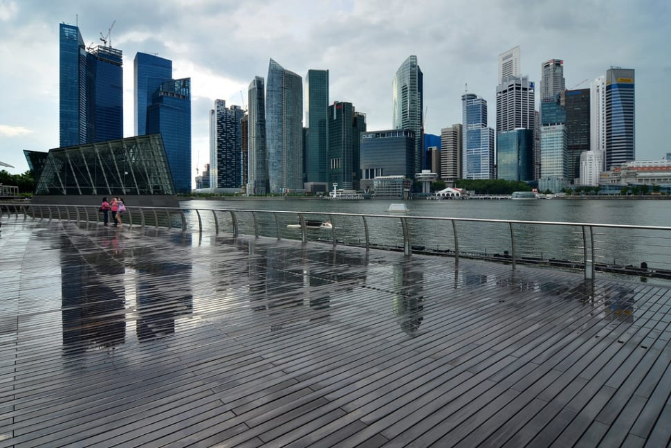 Northeast Monsoon or Wet Season (Winter) in Singapore - Best Time