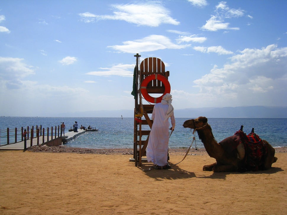 Beach Season in Jordan - Best Time