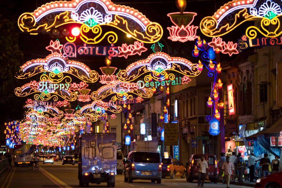Deepavali: The Festival of Lights in Singapore - Best Season