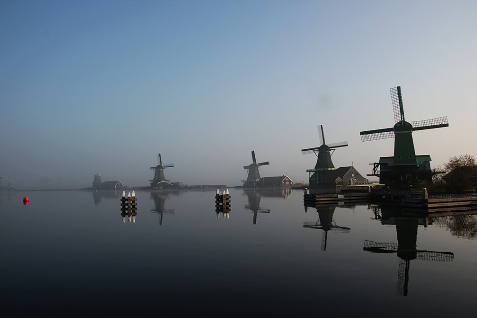 Best time to see Dutch Countryside & Windmills in Amsterdam