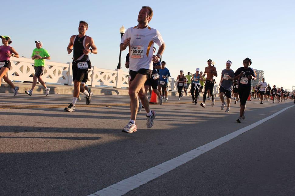 Miami Marathon in Miami - Best Time