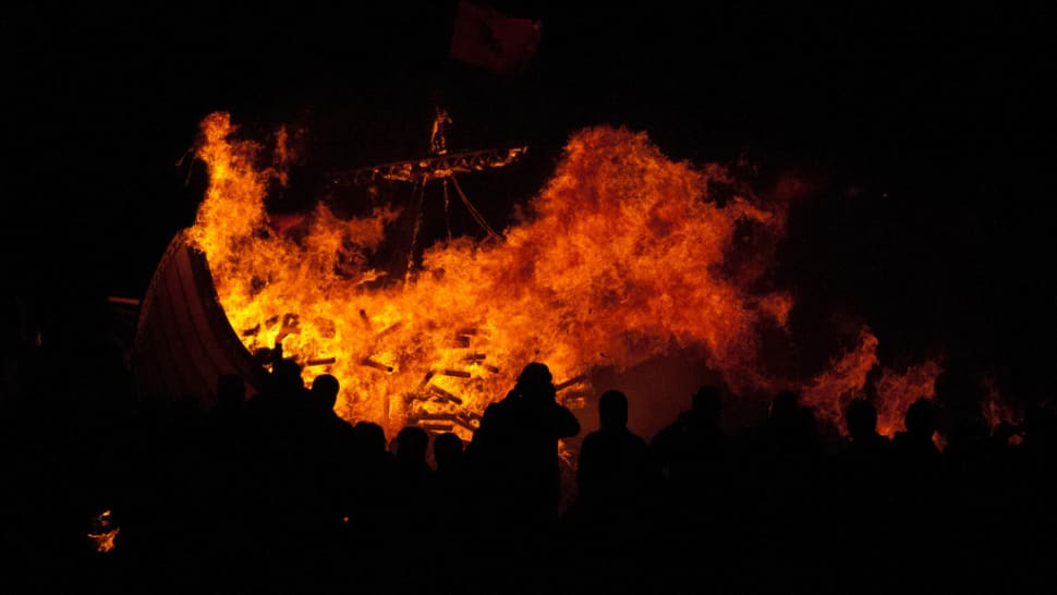 South Mainland Up Helly Aa