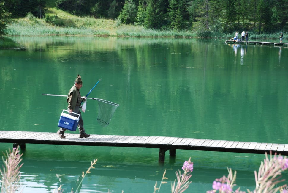 Fishing in Austria - Best Time