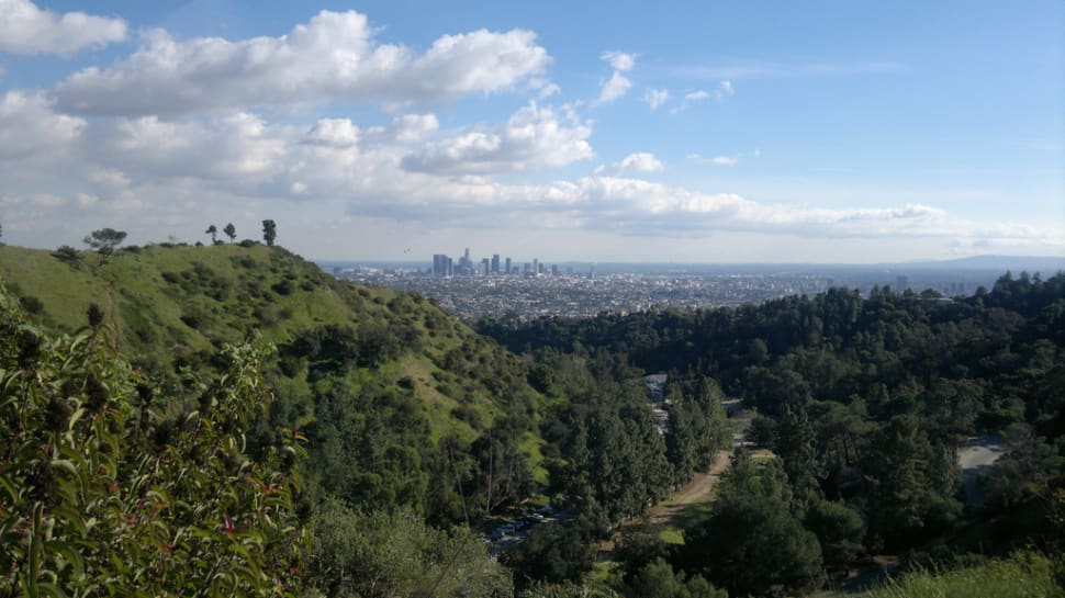 Hiking  in Los Angeles - Best Season