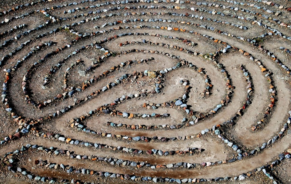 Best time for Land's End Labyrinth in San Francisco