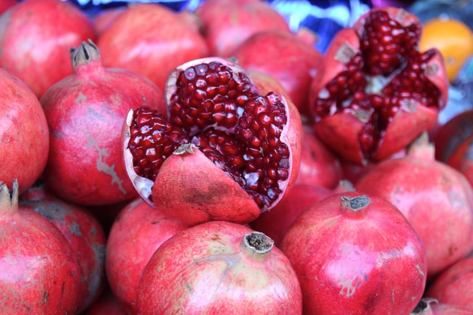 Pomegranate in Montenegro - Best Time