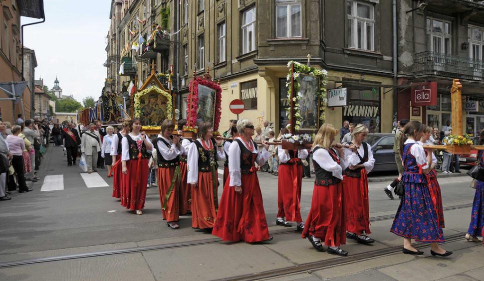 St. Stanisław Procession in Krakow - Best Time