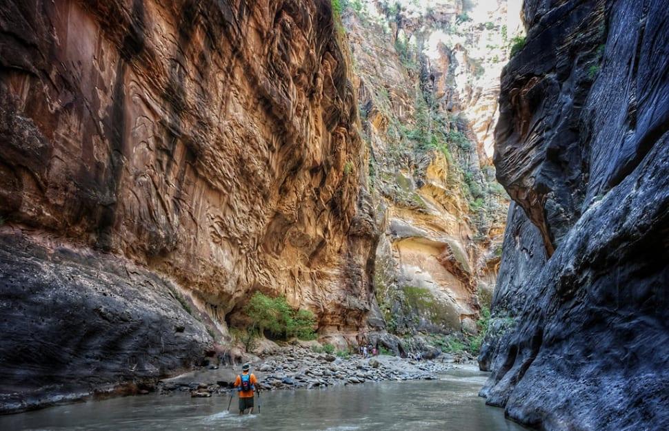 Hike the Narrows in Utah - Best Time