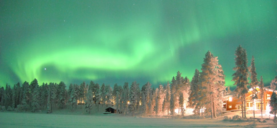 Northern Lights in Sweden - Best Season