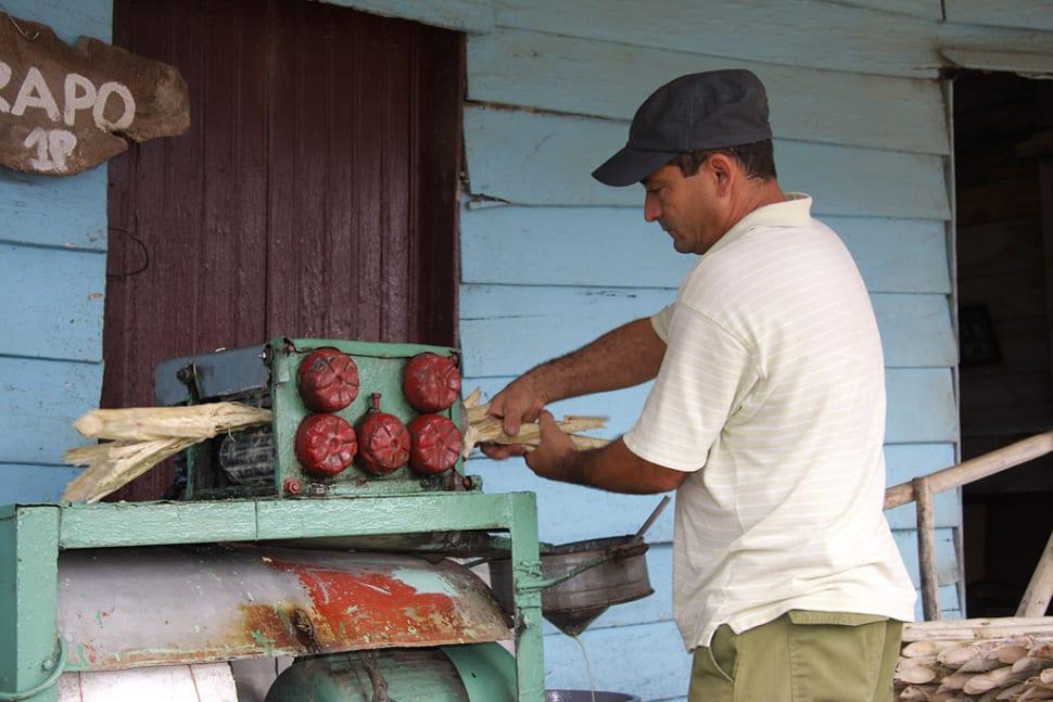 Guarapo Drink in Cuba - Best Time